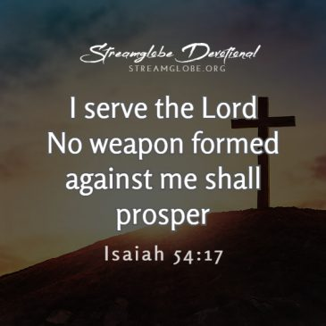 Serve The Lord And Be Free 2